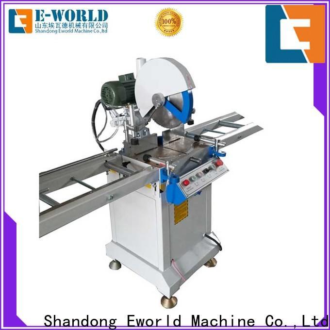 Eworld Machine machine upvc welding machine price supplier for manufacturing