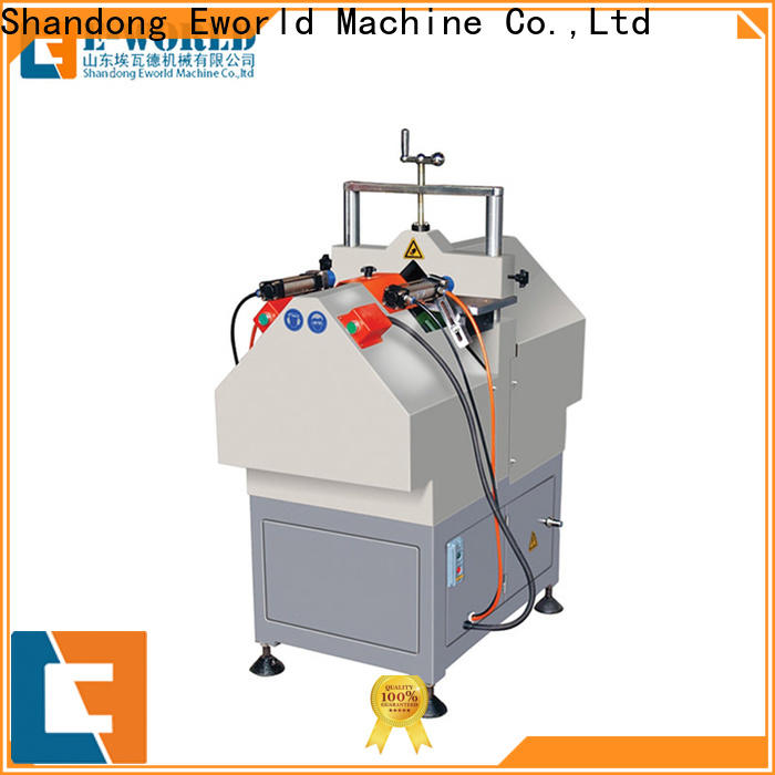 customized upvc window machine price simple supplier for industrial production