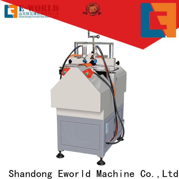 Eworld Machine customized pvc window&door making machine supplier for industrial production