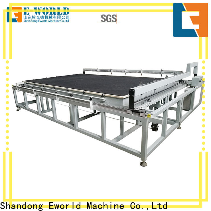reasonable structure arc glass cutting machine industrial exquisite craftsmanship for sale