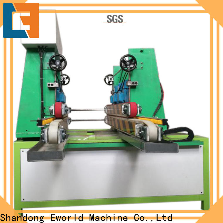 Eworld Machine technological small glass edging machine OEM/ODM services for global market