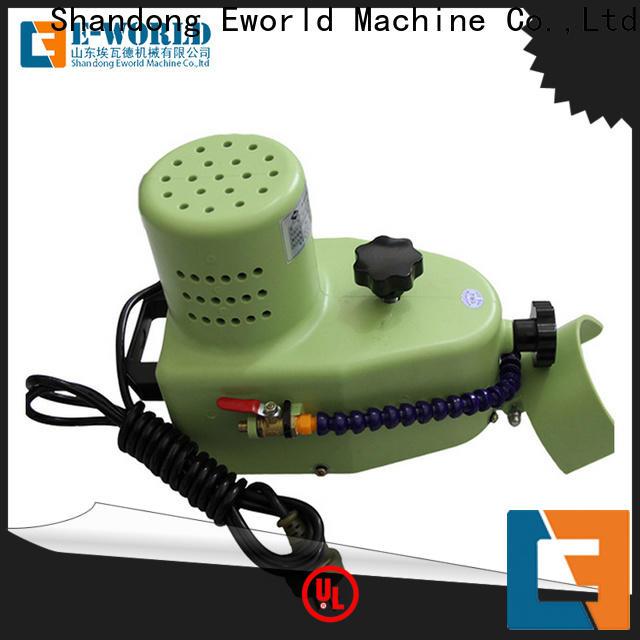 Eworld Machine trade assurance small glass edging machine supplier for manufacturing