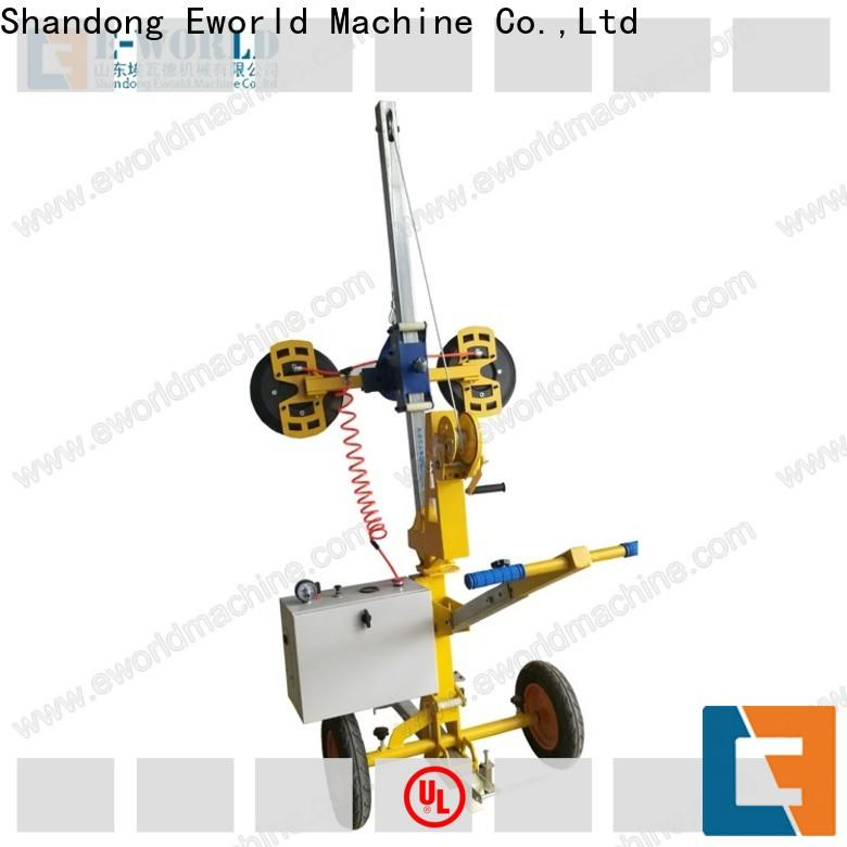Eworld Machine unique design double cup suction lifter supplier for industry