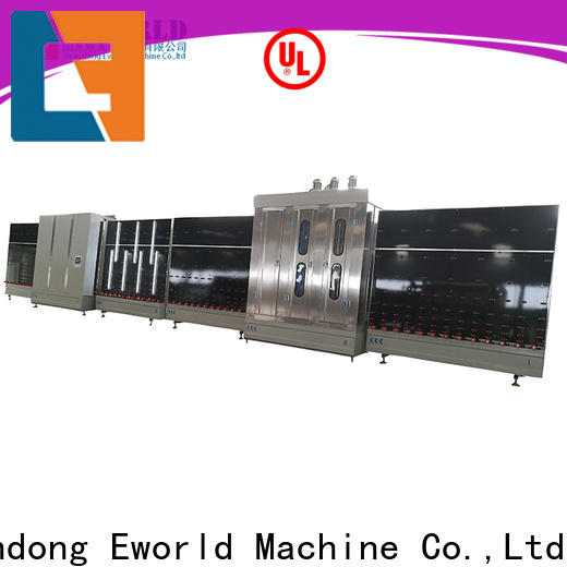 Eworld Machine double insulating glass line wholesaler for industry