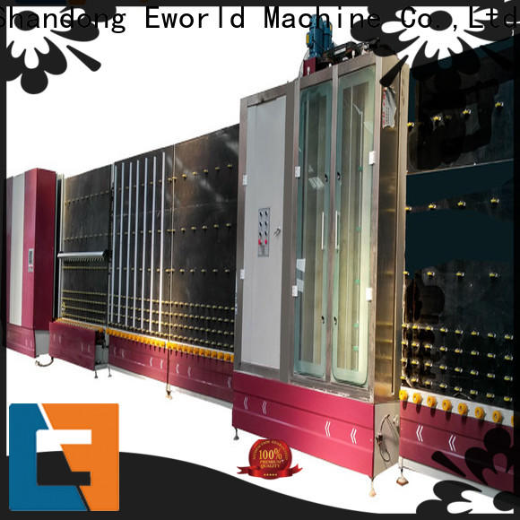 Eworld Machine low moq automatic insulating glass machine factory for commercial industry