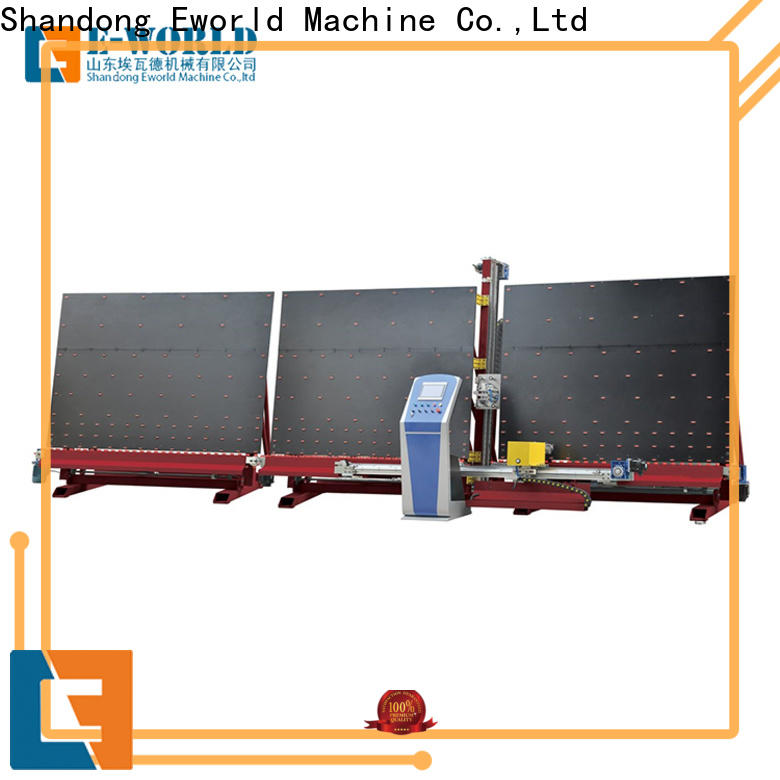 Eworld Machine low moq insulating glass machinery wholesaler for manufacturing