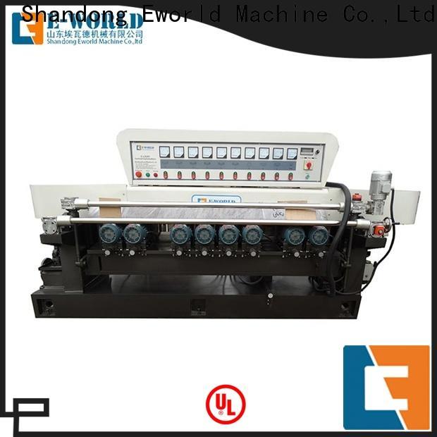 fine workmanship glass round corner machine straight supplier for industrial production