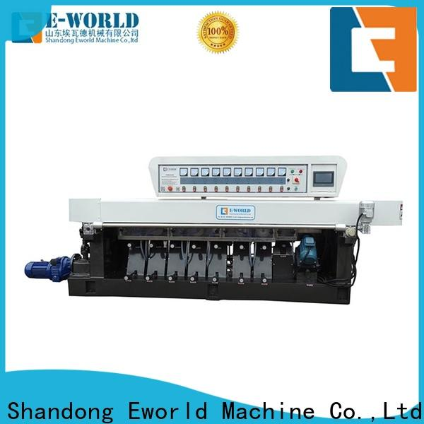 trade assurance small glass edging machine professional supplier for global market