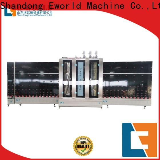Eworld Machine standardized automatic insulating glass machine wholesaler for commercial industry