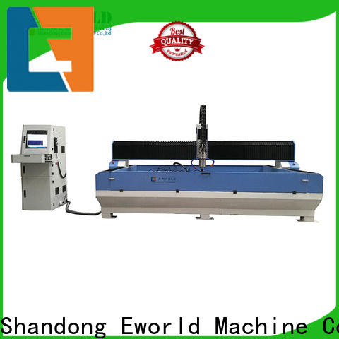 Eworld Machine reasonable structure 5-axis cnc bridge milling machine foreign trader for industry
