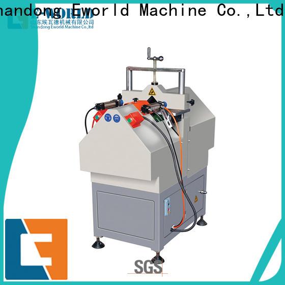 Eworld Machine saw upvc machine manufacturers supplier for manufacturing