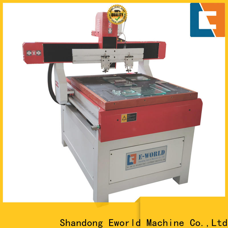 Eworld Machine stable performance laminated glass cutting machine exquisite craftsmanship for machine