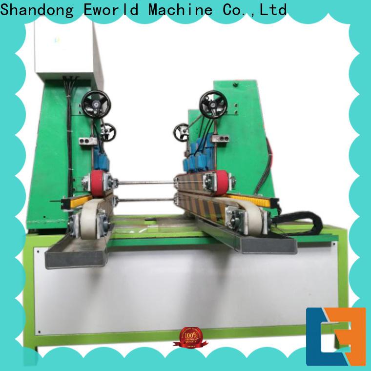 Eworld Machine pencil glass edge polishing machine supplier for global market