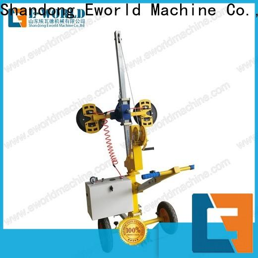 Eworld Machine unique design glass transport lifter for sale