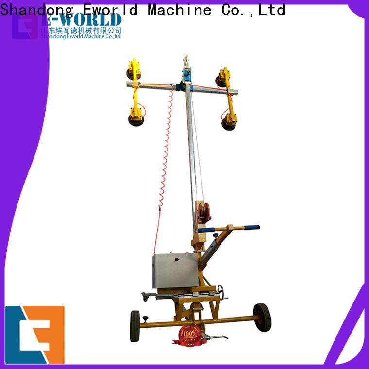 Eworld Machine vacuum battery glass vacuum lifter supplier for industry