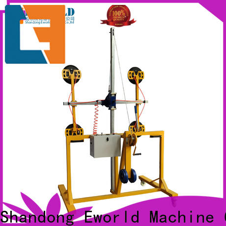Eworld Machine equipment glass handling lifter supplier for distributor
