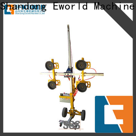 Eworld Machine installation glass handling lifter supplier for industry
