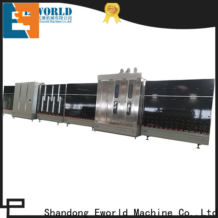 Eworld Machine fine workmanship insulating glass machine provider for industry