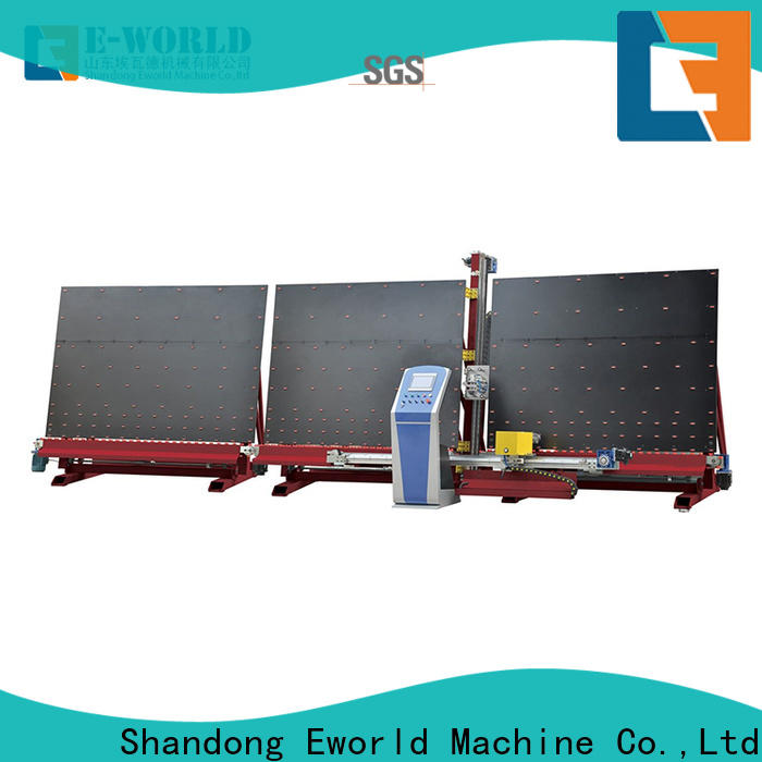 standardized insulating glass production line glazing factory for commercial industry