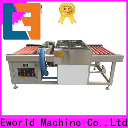 trade assurance tempered glass washing machine open factory for distributor