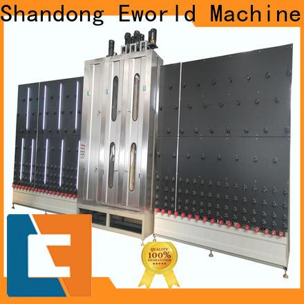 Eworld Machine trade assurance vertical glass washing machine international trader for distributor