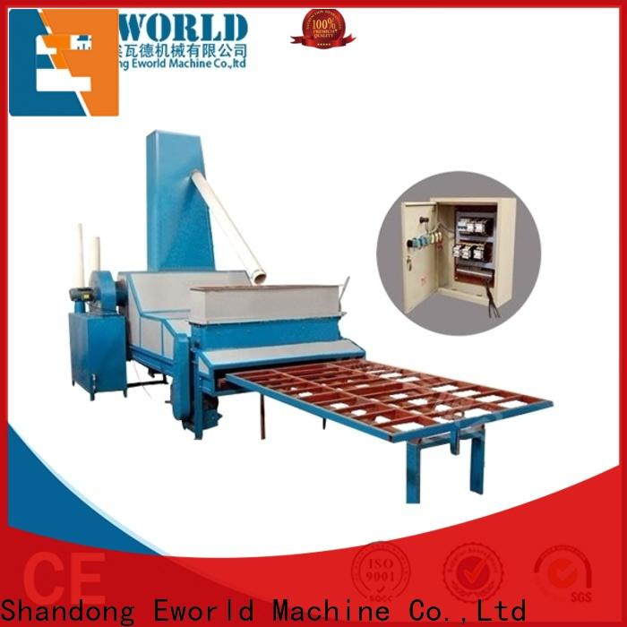 Eworld Machine inventive auto sandblasting machine from China for industrial production