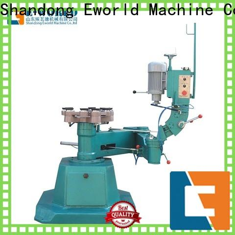 trade assurance glass straight line edging machine multi supplier for industrial production