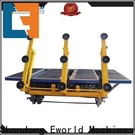 Eworld Machine air glass cutting equipment foreign trader for sale