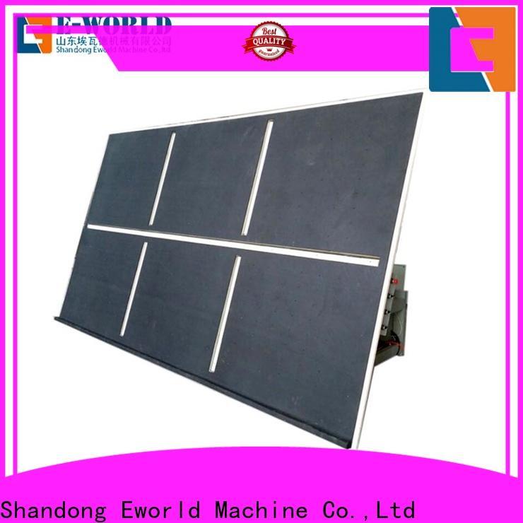 Eworld Machine semiautomatic glass cutting machine exquisite craftsmanship for industry