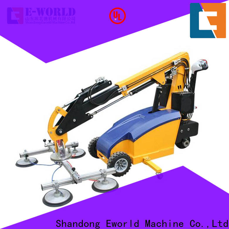 Eworld Machine vacuum suction cup glass lifter terrific value for distributor