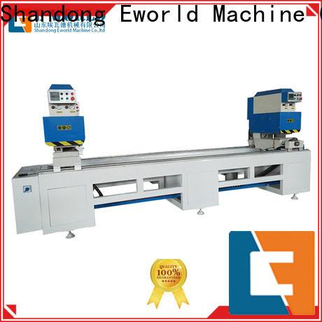 latest pvc window machine doorwindow factory for importer