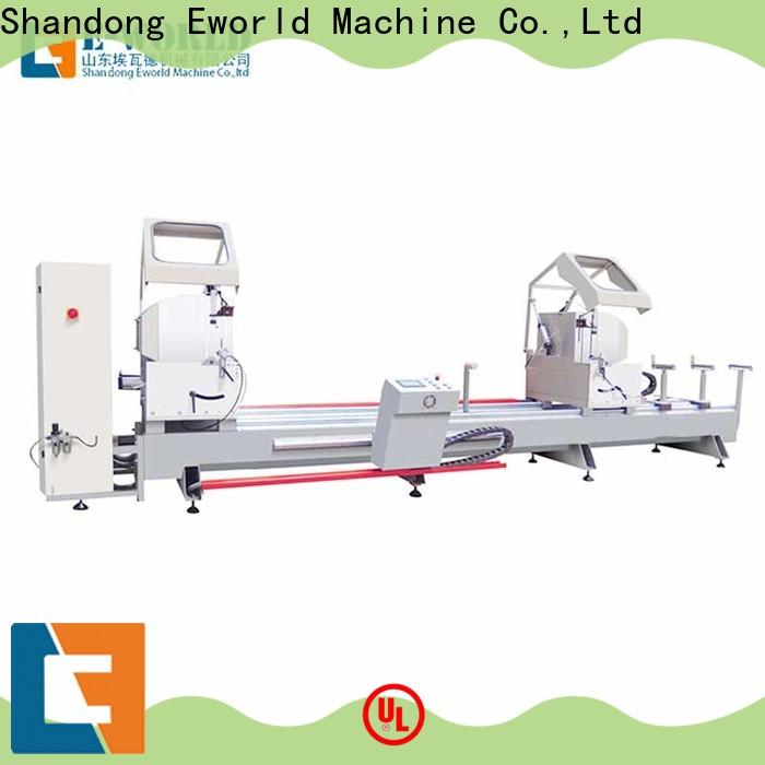 corner crimping machine for aluminium profiles