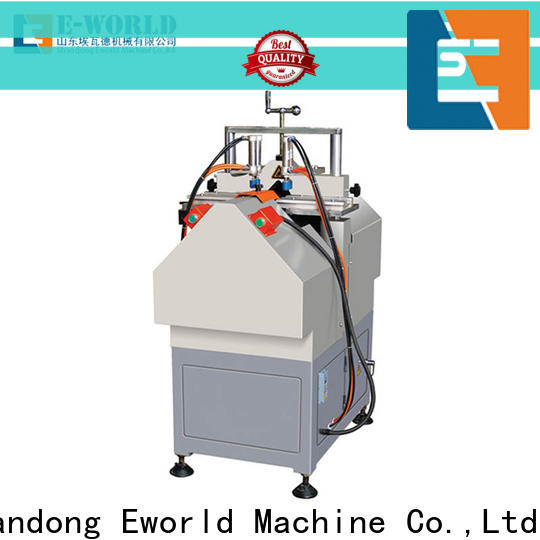 customized pvc window corner clean machine professional factory for industrial production