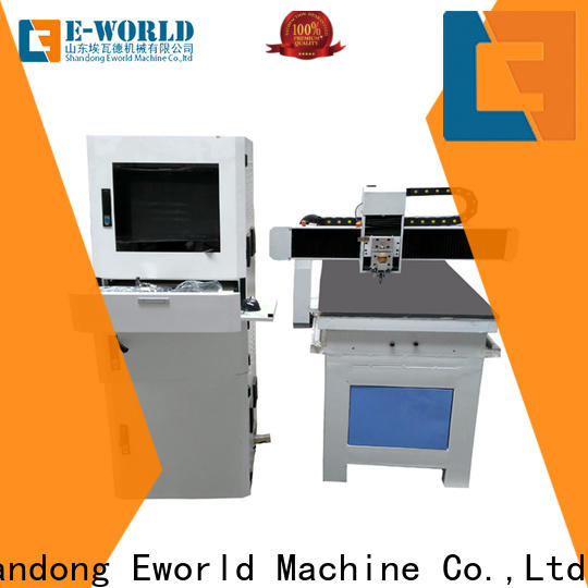 Eworld Machine reasonable structure cnc glass cutting table foreign trader for sale