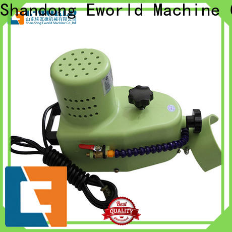 Eworld Machine fine workmanship glass polish hand machine manufacturer for global market