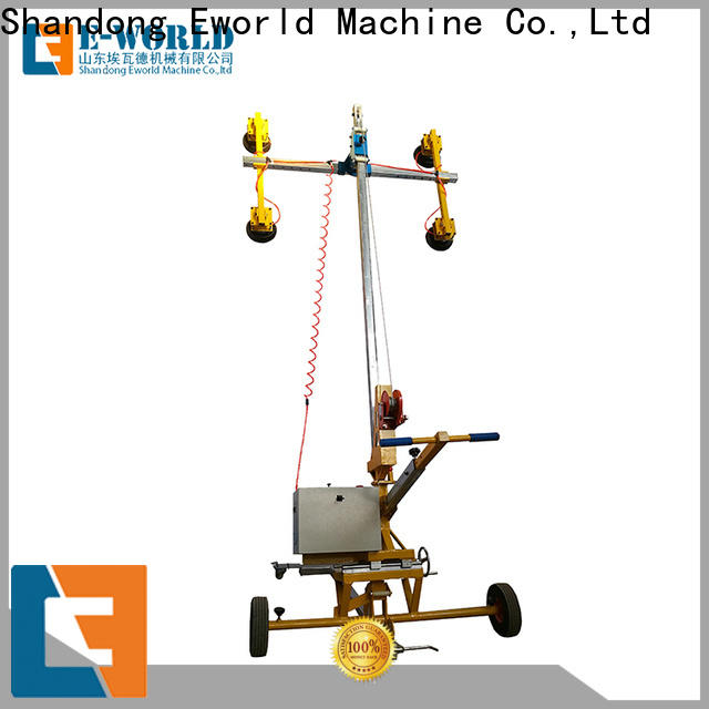 Eworld Machine glass glass vacuum lifter supplier for industry