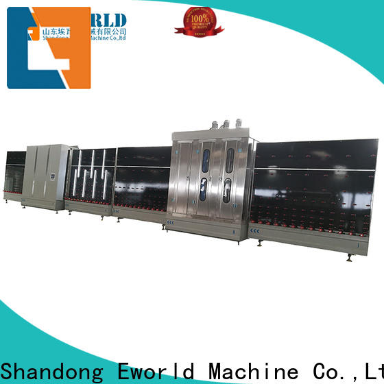 Eworld Machine sealing vertical insulating glass machinery factory for industry