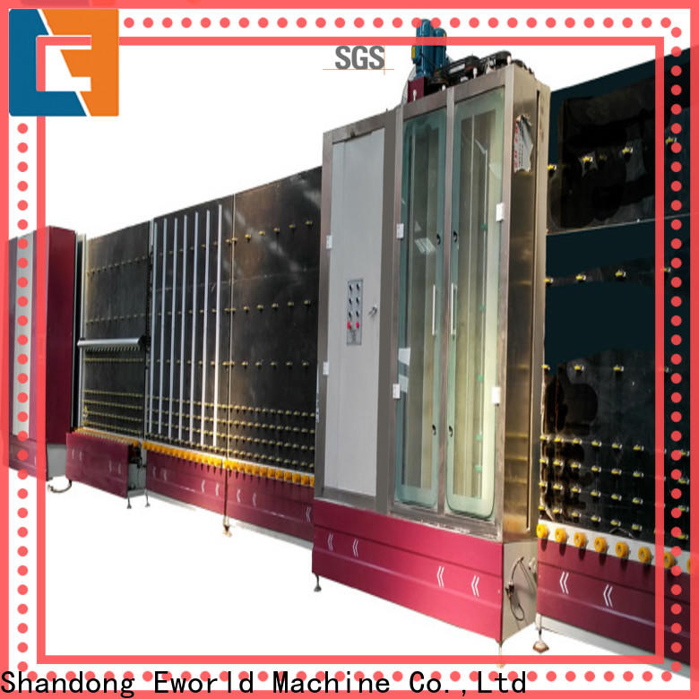 Eworld Machine production glass glazing machine provider for commercial industry