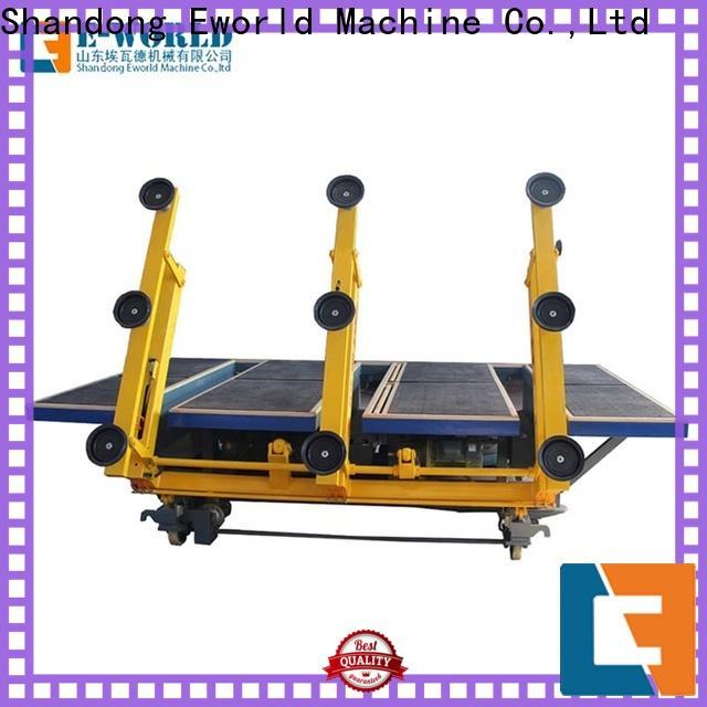 Eworld Machine laminated glass cutting equipment exquisite craftsmanship for industry