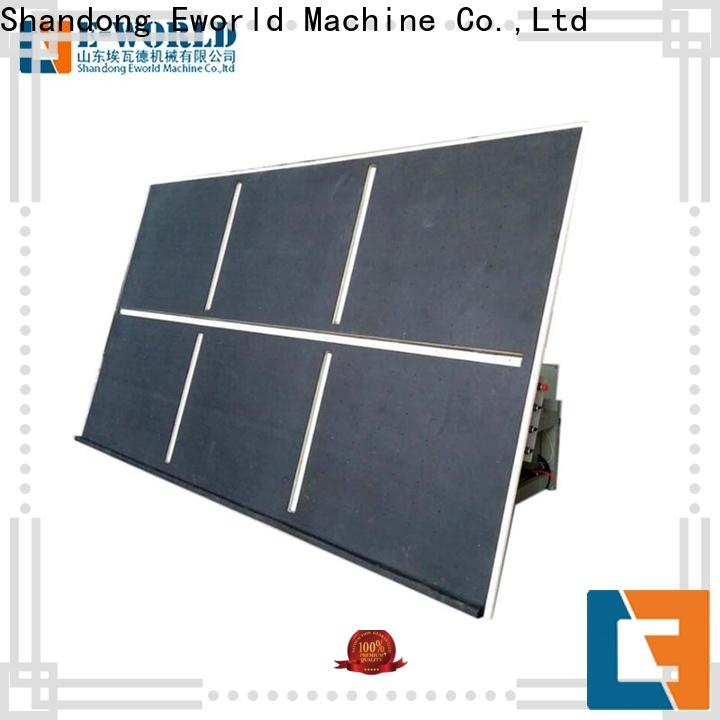 Eworld Machine stable performance automatic glass cutting table for sale foreign trader for sale