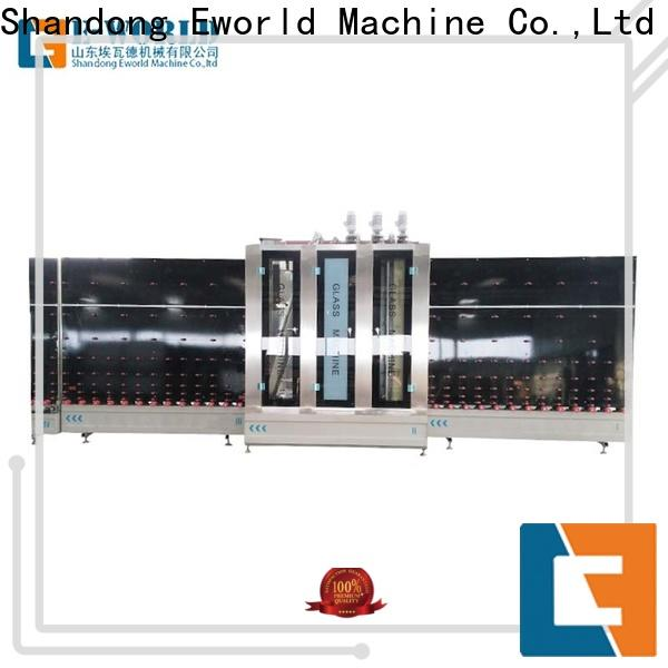 Eworld Machine fine workmanship insulating glass machine for door provider for commercial industry