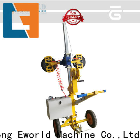 standardized double cup suction lifter bus for industry