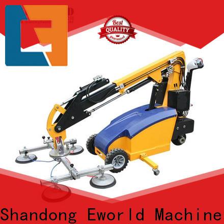 Eworld Machine unique design glass vacuum lifter factory for distributor