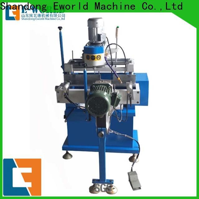 customized UPVC window door machine doorwindow factory for manufacturing