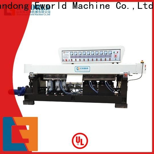 Eworld Machine functional glass polish hand machine supplier for global market