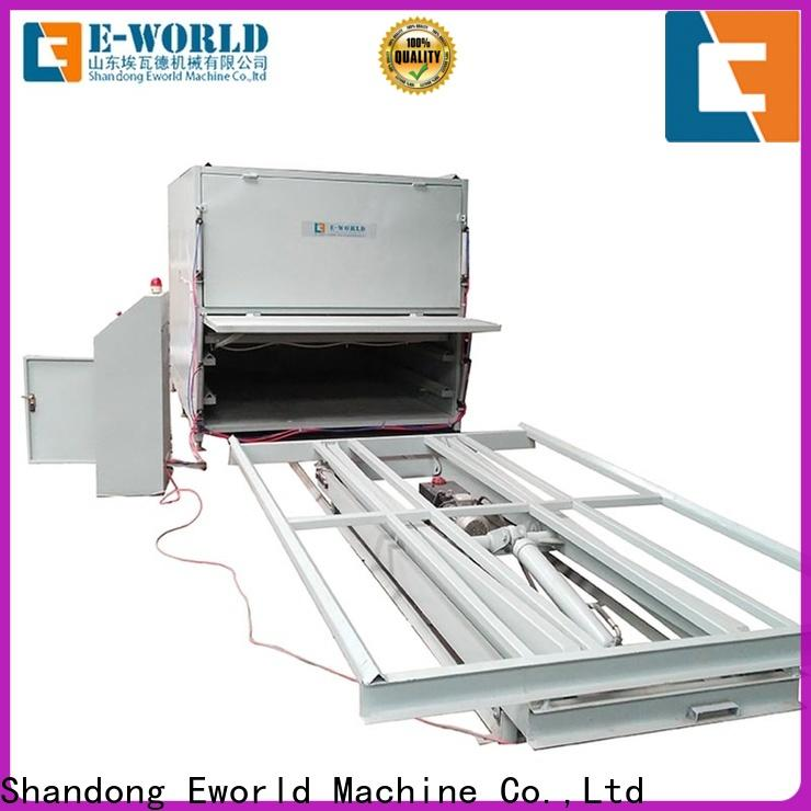 Eworld Machine low cost glass laminating equipment supplier for manufacturing