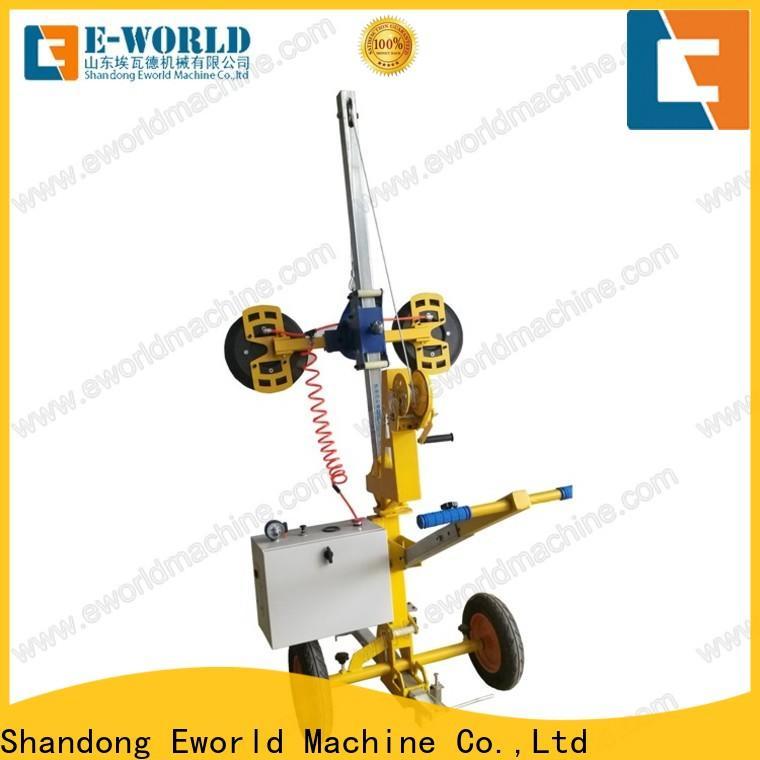 Eworld Machine original curved glass lifter supplier for distributor
