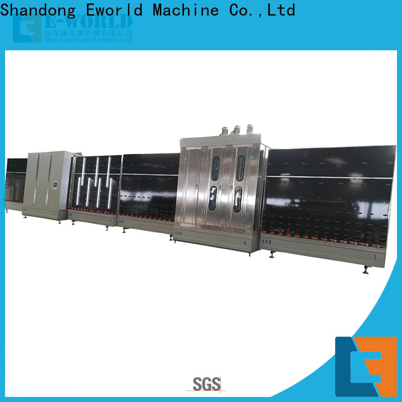 fine workmanship double glazing machinery for sale extruder provider for commercial industry