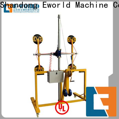 Eworld Machine handling glass lifting machine supplier for sale