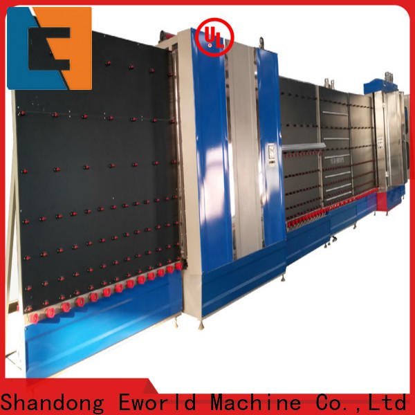Eworld Machine standardized automatic insulating glass machine factory for commercial industry